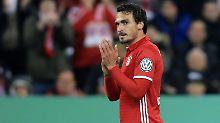 So läuft der 31. Spieltag: FC Bayern komplettiert die Horrorwoche