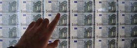April-Wert für den Euroraum: Inflation steigt überraschend stark