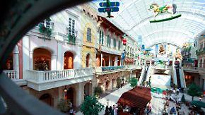 n-tv Spezial Dubai: Dubai Mall - viel mehr als ein Einkaufszentrum