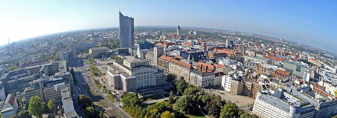 Stärke von 3,0: Zwischen Leipzig und Halle bebt die Erde