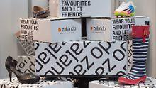 Shoppen offline: Onlinehändler Zalando will Läden eröffnen