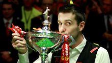 Dritter Triumph in vier Jahren: Selby bleibt Snooker-Weltmeister