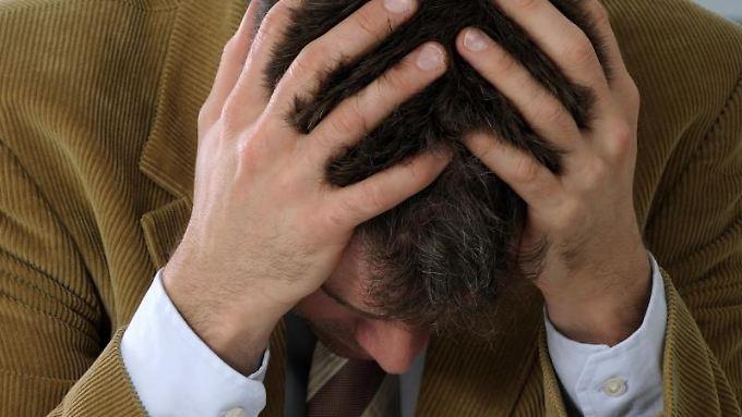 Der Anstieg psychischer Erkrankungen ist um fast 80 Prozent gestiegen.