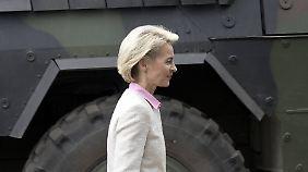 Nach Vorwürfen gegen Bundeswehr: Kritik an von der Leyens Führungsstil wächst
