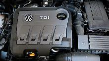 Bei den Dieselautos muss das Stickoxid-Problem in den Griff bekommen werden.
