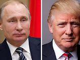 Begegnung beim G20-Gipfel: Trump und Putin treffen sich in Hamburg