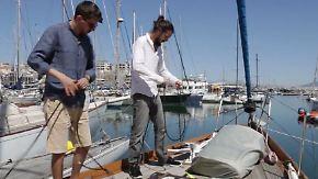Kreative Geschäftsideen: Not macht junge Griechen erfinderisch