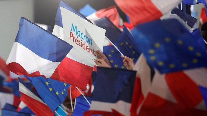 Frankreich wählt: Die Börsenampel steht auf grün, aber die politischen Unsicherheiten bleiben. Schließlich findet im September noch die Bundestagswahl statt.