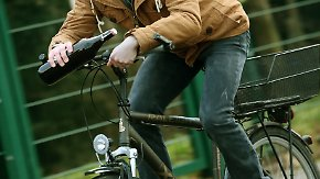 Fahrrad-Testfahrt an der Uni Mainz: Wie betrunken sind 1,5 Promille?