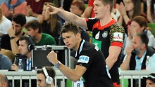 Neustart nach WM-Schock: Handballer feiern perfektes Prokop-Debüt