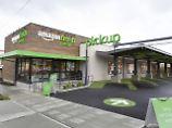 In den USA gibt es - wie hier in Seattle - bereits Amazon-Fresh-Märkte.