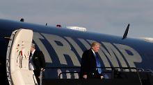 Erste Auslandsreise: Trump besucht den Papst
