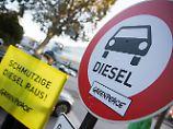 """Minister schrauben am Diesel: Greenpeace: """"Nachrüsten reicht nicht"""""""
