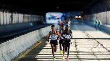 """Marathon-Rekordversuch in Monza: """"Breaking2"""" will die magische Mauer brechen"""