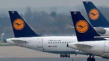 Knackpunkt Schuldenfrage: Lufthansa robbt an Air Berlin heran