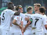 Jetzt punktgleich mit Stuttgart: Hannover legt im Aufstiegsrennen vor