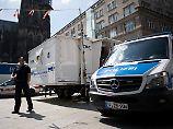 Polizisten ziehen in Container: Betrunkener ruiniert Kölner Bahnhofswache
