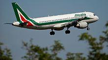 Überleben der Airline fraglich: Alitalias Schulden schrecken Käufer ab
