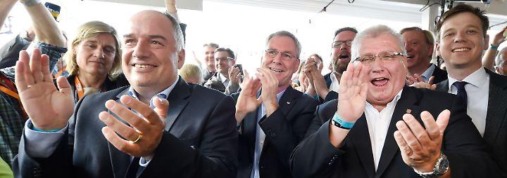 Landtagswahl in Schleswig-Holstein: CDU gewinnt mit klarem Vorsprung