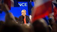 Neuer Name, neuer Anlauf: Le Pen will Front National umbauen