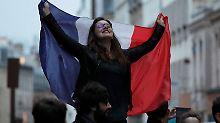 Große Aufgaben warten: Wirtschaft setzt auf den Reformer Macron