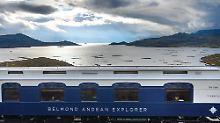 Exklusiv durch die Anden: Bahnfahren und Luxus? So geht's!