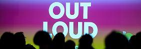 """Re:publica: """"Love out Loud"""": Mit mehr Liebe gegen Hass im Netz"""
