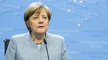 Neues Referendum in der Türkei?: Merkel untersagt Werbung für Todesstrafe