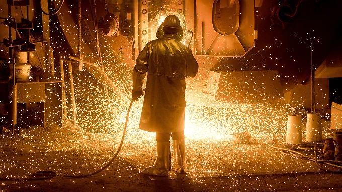 Der deutsche Stahlhersteller Salzgitter hat Trumps neue Handelspolitik in Form von Zollnachforderungen bereits zu spüren bekommen.