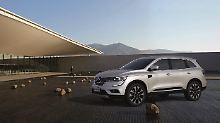 Der Samsung QM6 ist baugleich mit dem Renault Koleos und erfreut sich in Korea größter Beliebtheit.