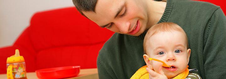 Haushalt bleibt Frauensache: Männer wünschen sich mehr Zeit mit Familie