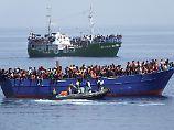 """EU-Mission """"Sophia"""" endet bald: Marine rettet mehr als 20.000 Flüchtlinge"""