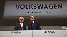 """""""Unvertretbar riskant"""": VW hält Bericht zu Dieselskandal geheim"""
