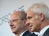 BaFin vermutet Marktmanipulation: Ermittlungen gegen Müller und Pötsch