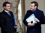 Macron-Wahl wirbelt auf: Franzosen beginnen Parteihopping