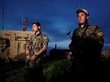 US-Waffen für Miliz YPG: Erdogan warnt Trump vor syrischen Kurden
