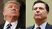 Trump vs. Comey: Alles über den politischen Super Bowl