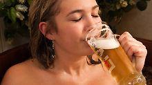 Badewanne voll: Alkohol bleibt Volksdroge Nummer eins