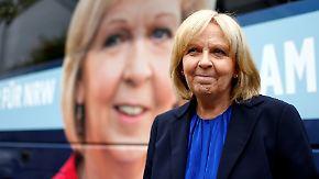 Endspurt vor Landtagswahl: Kraft schließt Bündnis mit der Linkspartei in NRW aus