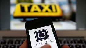Einschätzung von EuGH-Generalanwalt: Für Uber gelten gleiche Regeln wie für Taxi-Firmen