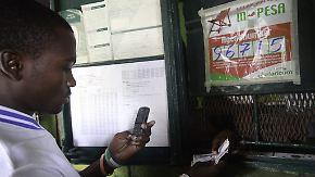 """Spenden aufs Handy: """"Give Directly"""" geht neue Wege in Kenia"""