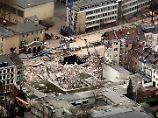 Einsturz des Kölner Stadtarchivs: Gutachten bestätigt U-Bahn-Bau als Ursache