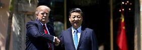 """Handelskrieg abgewendet?: USA präsentieren """"Herkules-Deal"""" mit China"""