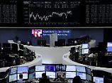 Dow Jones weniger lebhaft: Dax steigt kühn ins Wochenende