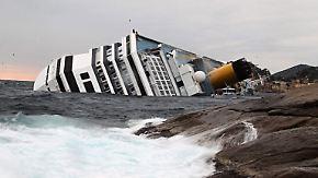 """Untergang der """"Costa Concordia"""": Ex-Kapitän Schettino muss ins Gefängnis"""