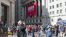 Schwachpunkte nicht zu übersehen: In der nächsten Krise ist der Dow fällig