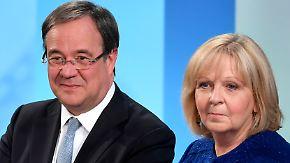 Politbeben in NRW: CDU triumphiert, SPD stürzt auf historisches Tief
