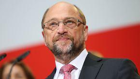 """Wähler zum SPD-Debakel in NRW: """"Schulz muss an die echten Themen ran"""""""