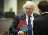 Veto als Brexit-Faustpfand?: London blockiert EU-Kommandozentrale