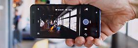 Besonderes Flaggschiff: HTC U11 will gedrückt werden